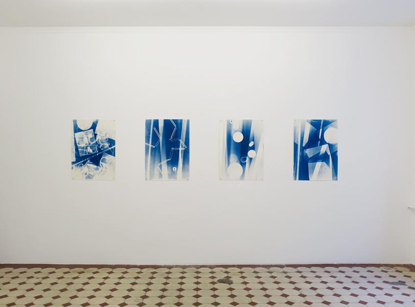 Wiener Blau #12, #3, #32, #13