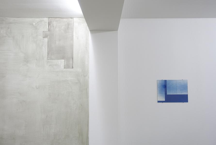 Wall Painting (15 Jongno 22-gil), detail / Blue Print #14